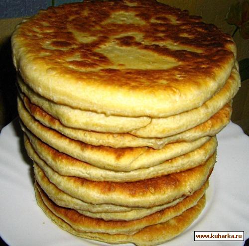 Рецепт Имеретинские хачапури
