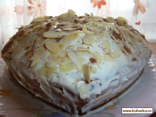 Рецепт ЛЮБИМЫЙ тортик