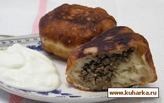 Рецепт Знаменитые Орские пирожки из жидкого теста