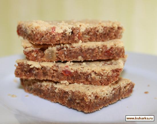Рецепт Имбирное печенье от Дж.Оливера