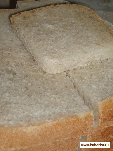 Рецепт Молочный хлебушек с овсяными хлопьями