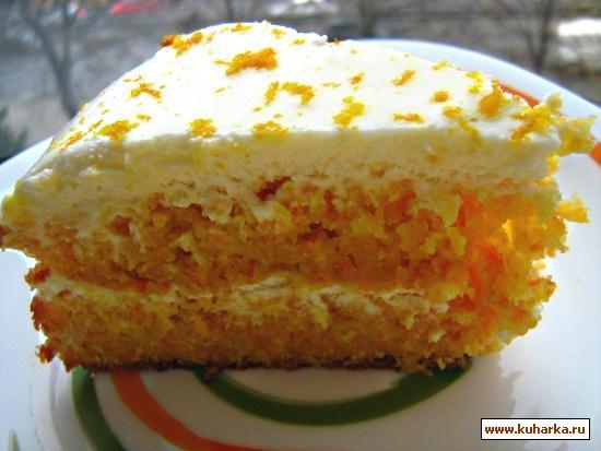 морковный торт в eat and talk рецепт