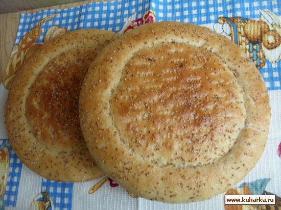 Рецепт Лепешки турецкие