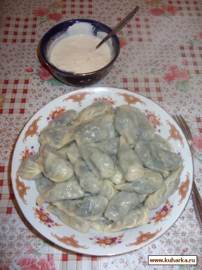 Рецепт Курзе с крапивой