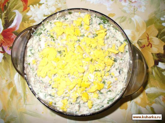Рецепт Рыбный завтрак