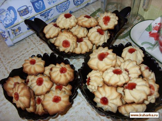 Рецепт Бакинское курабье
