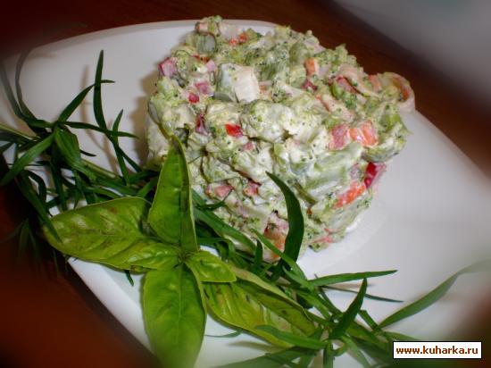 """Рецепт """" Любимый салатик """""""
