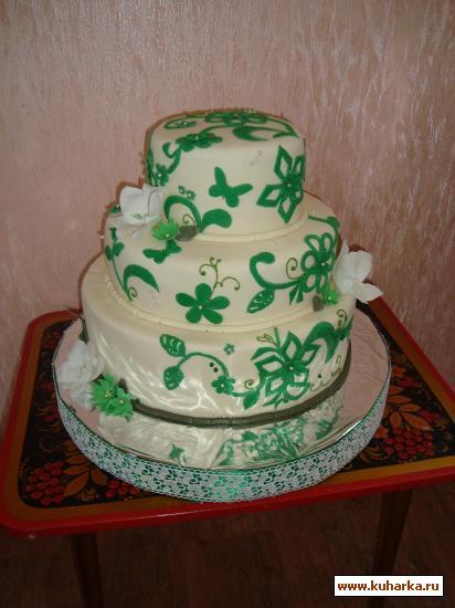 фотографии муляжей тортов