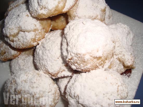 Рецепт HONEY COOKIES (Медовые печенюшки)