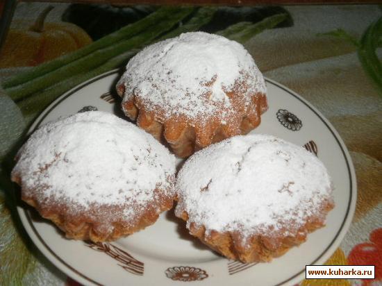 Рецепт кекса на маргарине простой рецепт