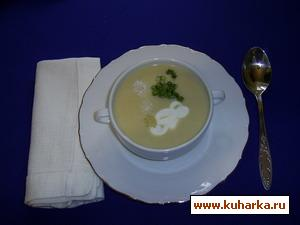 Рецепт Крем-суп из кабачков