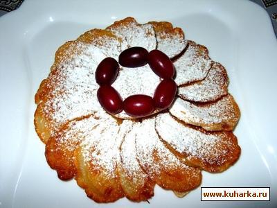Рецепт Яблочки в кляре