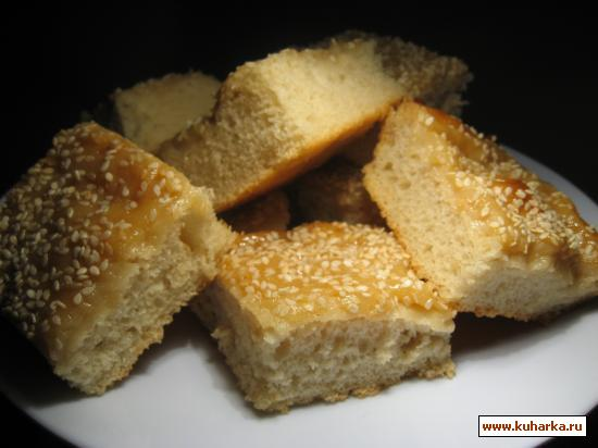Рецепт Молочный пирог (Сютлю кембе).