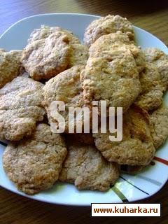 Рецепт Шведское имбирное печенье от Штал Юдит