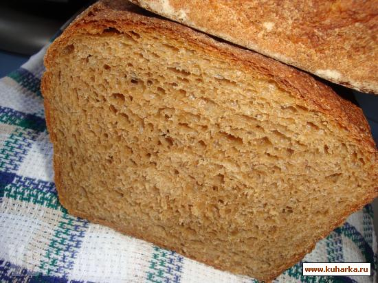Рецепт Серый хлеб