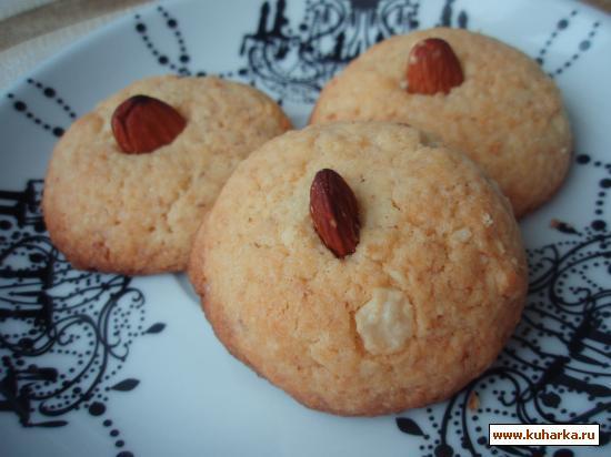 Рецепт 1001й рецепт орехового печенья