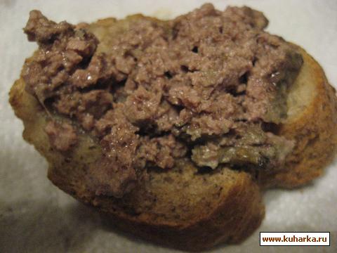 Рецепт pate de genievre. пате из свиной печени с можжевельником