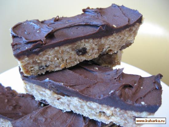 Рецепт Пирожные из печенья.