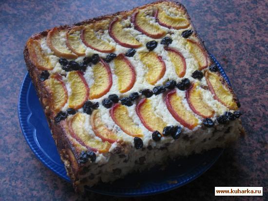 Рецепт Творожный пирог-суфле