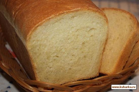 Рецепт Пшенично-кукурузный хлеб на сыворотке