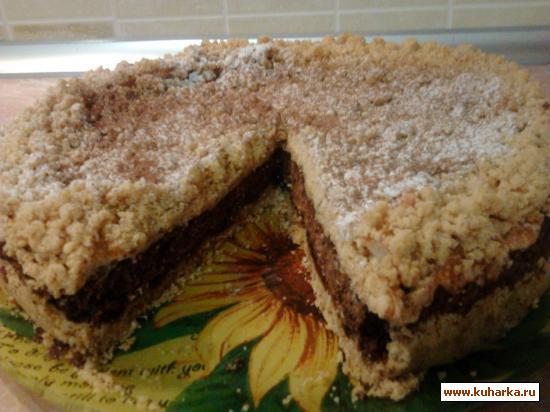 Рецепт Штрейзельский торт