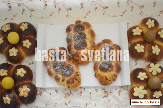 Рецепт Пасхальные барашки