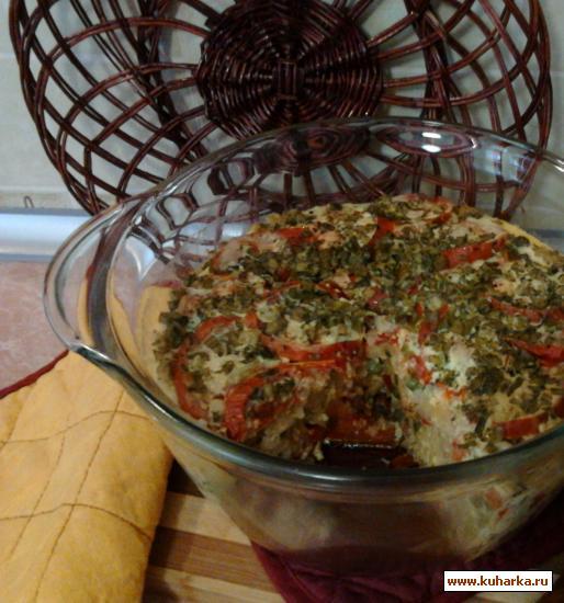 Рецепт Гювеч с рисом