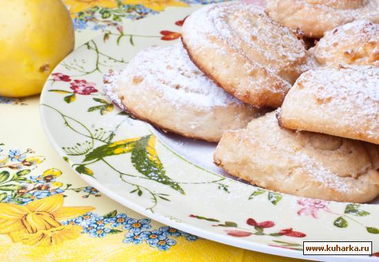 Рецепт Берлинское печенье