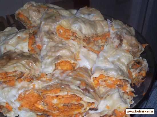 Рецепт Хонум