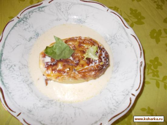 Рецепт Картошечка с грибами