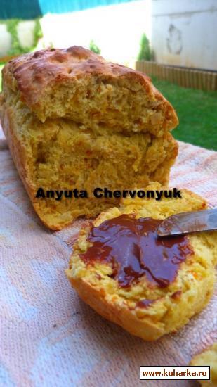 Рецепт Апельсиновый хлеб.