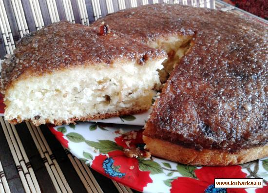 Рецепт Валлийский сливочный пирог
