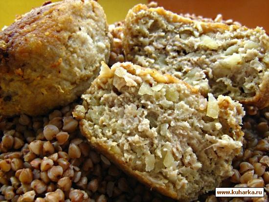 Рецепт Котлеты из фарша с сырой картошкой от dyssi