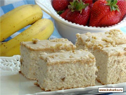 Рецепт Банановые пирожные
