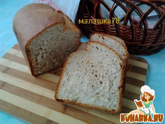 Рецепт Пивной хлеб с тмином.