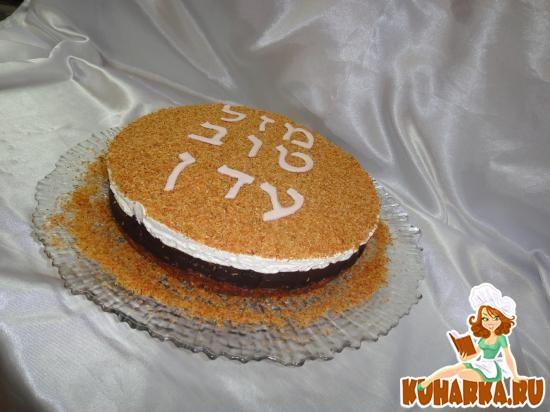 Рецепт Кокосово-шоколадный торт