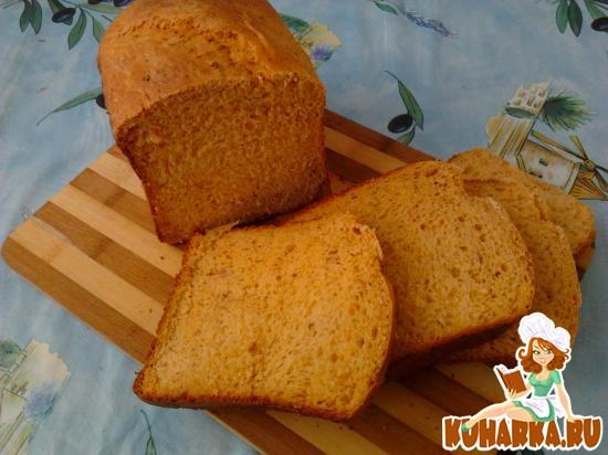 Рецепт Итальянский хлеб на травах с сыром и колбасой.