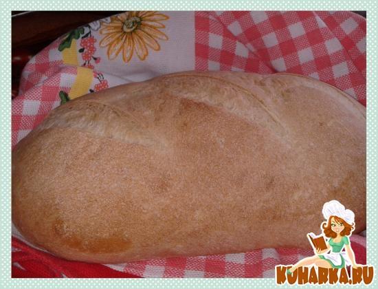 Рецепт Пшеничный хлеб Крестьянский