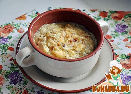 Рецепт Кабачковый суп с фетой