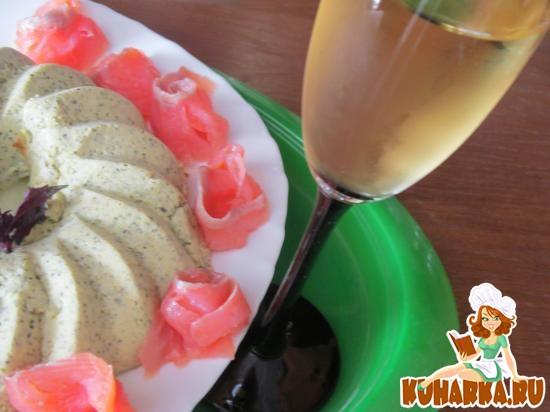 Рецепт Мусс из кабачка