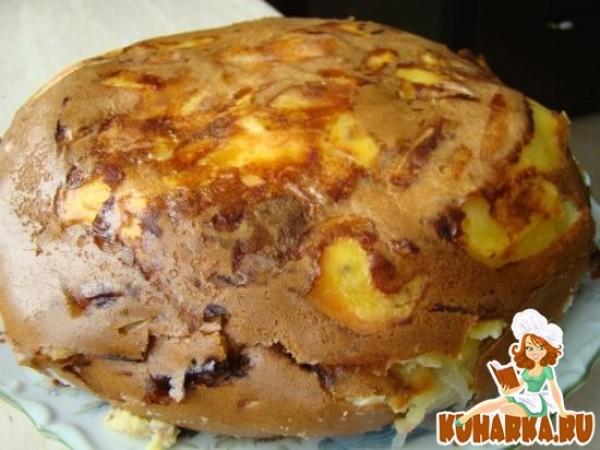 быстрый заливной пирог в духовке рецепт