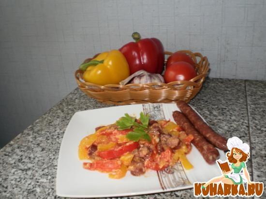 Рецепт Лечо по закарпатски