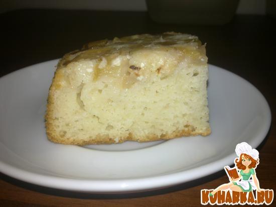 Рецепт Кекс домашний без яиц