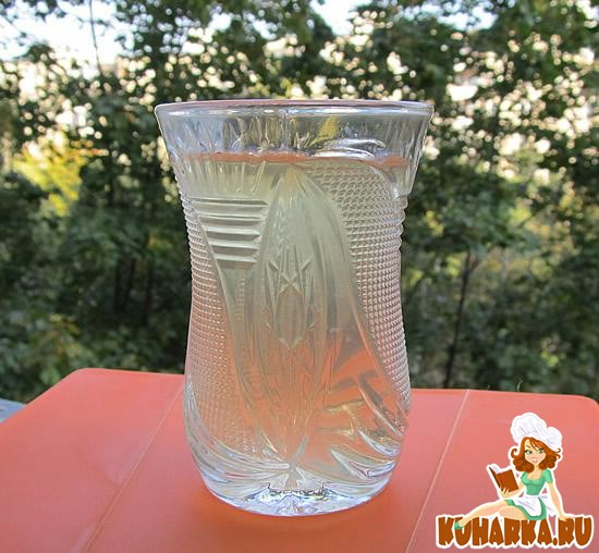 Рецепт Напиток из тархуна