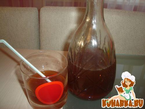 Рецепт Напиток из шиповника