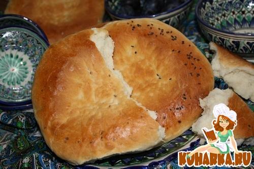 Рецепт Азиатская лепешка.