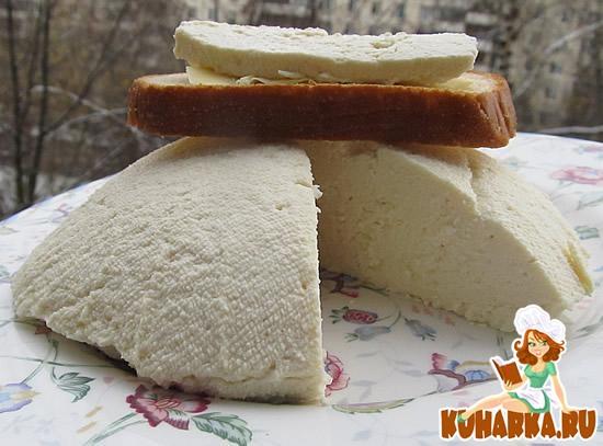Рецепт Домашний сыр (панир)