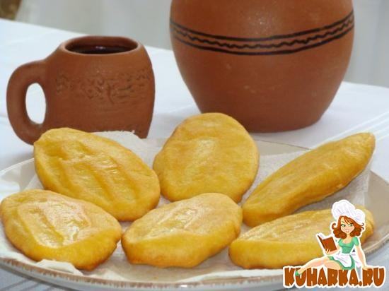 Рецепт Мчады-кукурузные лепешки