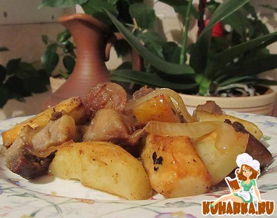 Рецепт Оджахури