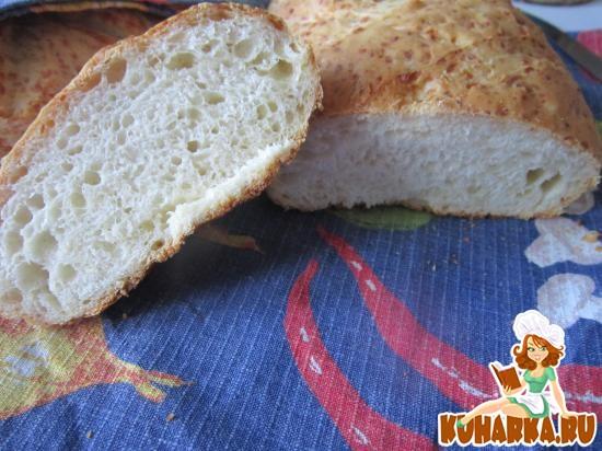 Рецепт Французский сырный хлеб